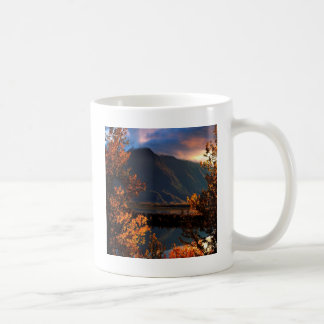 Park Pioneer Peak Matanuska Valley Alaska Coffee Mug