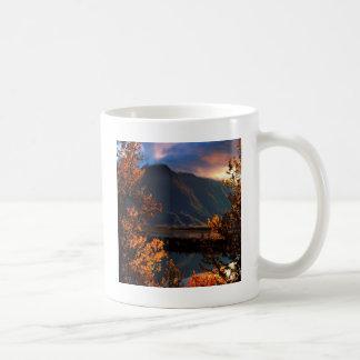 Park Pioneer Peak Matanuska Valley Alaska Classic White Coffee Mug
