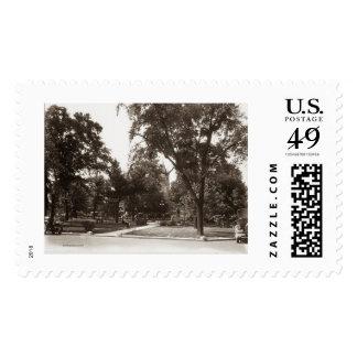 park postage