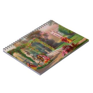 Park Promenade Notebook