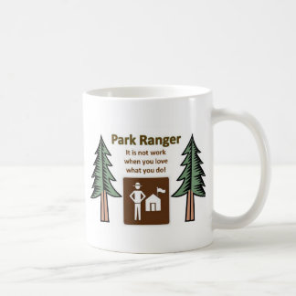 Park Ranger Coffee Mug