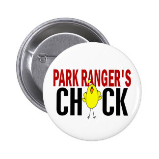 PARK RANGER'S CHICK BUTTON