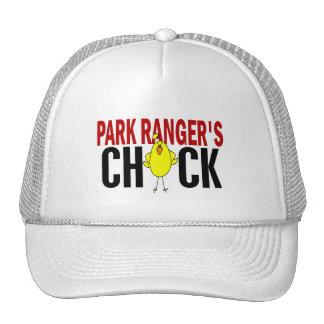 PARK RANGER'S CHICK MESH HAT