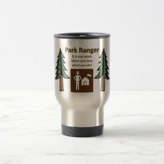 Park Ranger Travel Mug