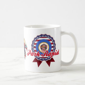 Park Rapids, MN Classic White Coffee Mug
