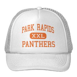 Park Rapids - Panthers - Area - Park Rapids Trucker Hat