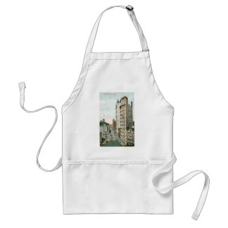 Park Row, New York Adult Apron