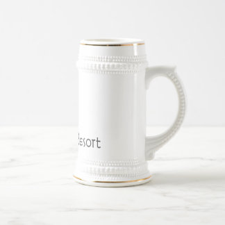 Park Shore Resort Collection Beer Stein