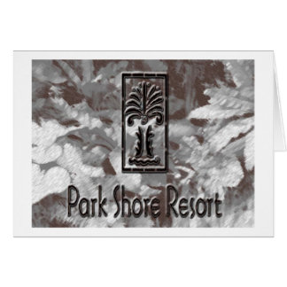 Park Shore Resort Collection Card