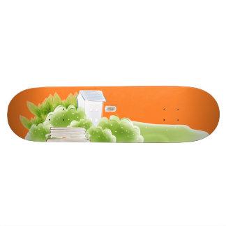 Park Skateboard Deck
