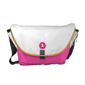 Park Slope BK Buddha Bag Messenger Bags