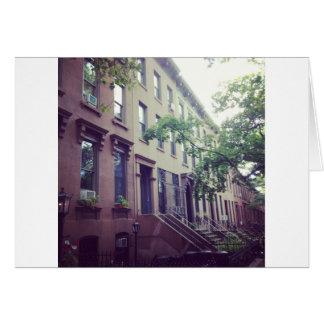 Park Slope Card