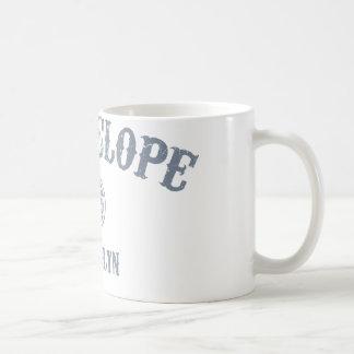 Park Slope Classic White Coffee Mug