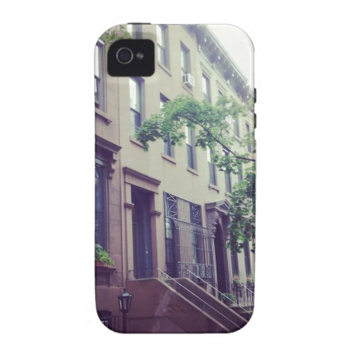 Park Slope iPhone 4/4S Cover