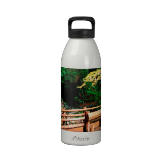 Park Sol Duc Falls Trail Olympic Water Bottle