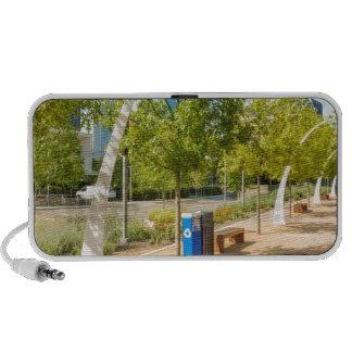 Park iPod Speaker
