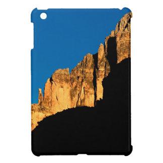 Park Sunset Light On Canyon Wall Grand Canyon iPad Mini Cases
