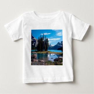 Park The Great Outdoors Jasper Alberta Canada Baby T-Shirt
