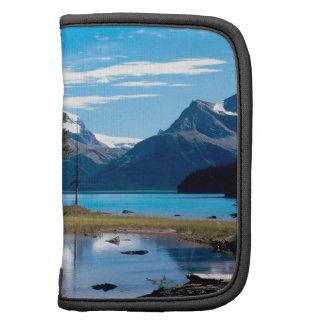 Park The Great Outdoors Jasper Alberta Canada Folio Planner