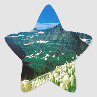 Park The Highline Trail Glacier Montana Sticker