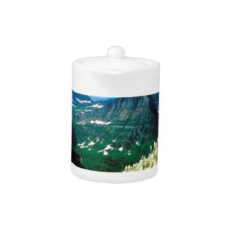 Park The Highline Trail Glacier Montana