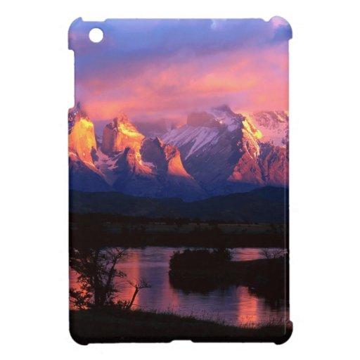 Park Torres Del Paine Serrano River Chile iPad Mini Case