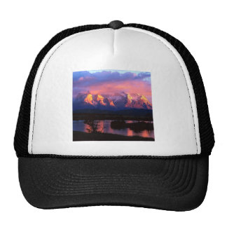 Park Torres Del Paine Serrano River Chile Trucker Hat