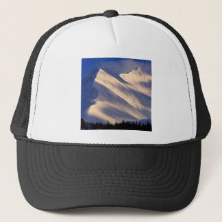 Park Whispering Ain Summit Lake Kenai Alaska Trucker Hat