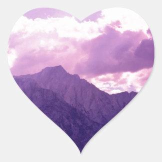 Park Whitney California Heart Sticker