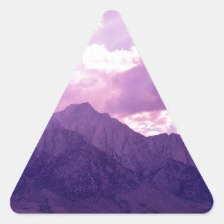 Park Whitney California Triangle Sticker