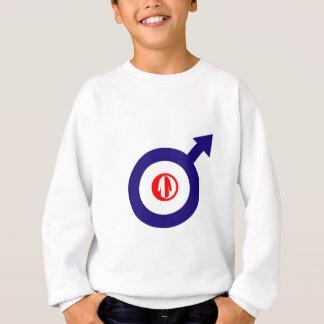 Parka Power + mod target Sweatshirt