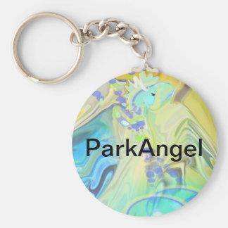 ParkAngel Keychain
