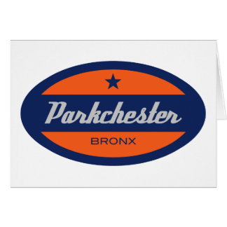 Parkchester Greeting Card