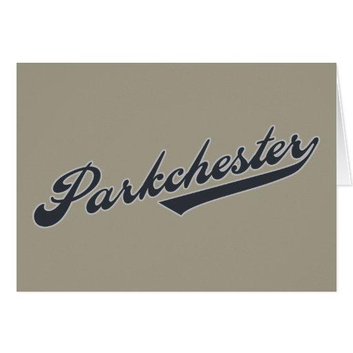 Parkchester Tarjeta De Felicitación