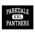 Parkdale - Panthers - High - Riverdale Maryland Postcard