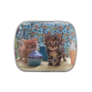 Parker and Ivy - Jelly Bean Candy Tin
