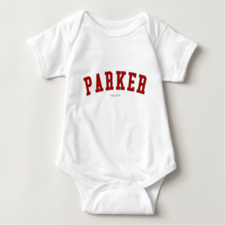 Parker Baby Bodysuit
