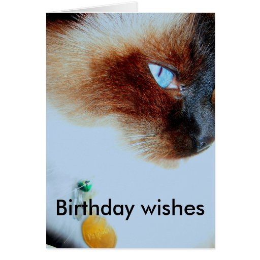 parker  Birthday wishes Greeting Card