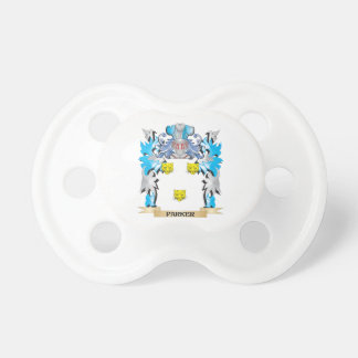 Parker Coat of Arms - Family Crest BooginHead Pacifier