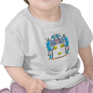 Parker Coat of Arms - Family Crest Tshirt