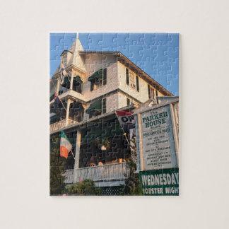 Parker House Jigsaw Puzzle