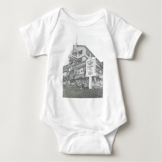 Parker House Sketch - Jersey Shore Baby Bodysuit