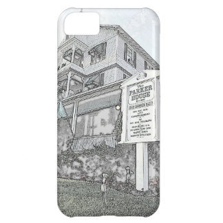Parker House Sketch - Jersey Shore iPhone 5C Covers
