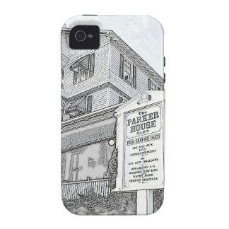 Parker House Sketch - Jersey Shore Case-Mate iPhone 4 Case