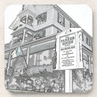 Parker House Sketch - Jersey Shore Coaster