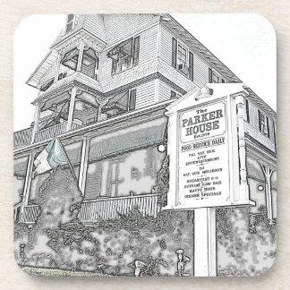 Parker House Sketch - Jersey Shore Coaster