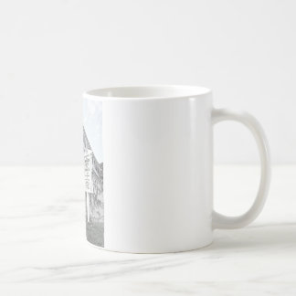 Parker House Sketch - Jersey Shore Coffee Mug