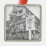 Parker House Sketch - Jersey Shore Ornaments