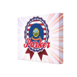 Parker, ID Gallery Wrap Canvas