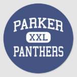 Parker Panthers Middle Greenville Stickers